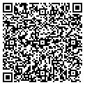 QR code with J & J Save-On Service contacts