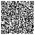 QR code with J & R Auto Service Inc contacts