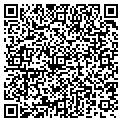 QR code with Pak's Karate contacts