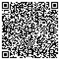 QR code with MJm Trading Co Inc contacts