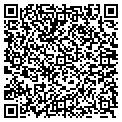 QR code with J & M Doll Castle Collectibles contacts