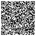 QR code with B & B Fabric & Foam Warehouse contacts