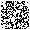 QR code with G & X Woodworks Inc contacts