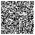 QR code with J R's Concrete Pumping contacts