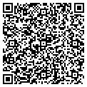 QR code with All Pro Video contacts