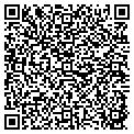 QR code with P & G Financial Services contacts