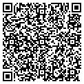 QR code with J & M Jewelry Repair & Custom contacts