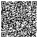 QR code with Ginos Whl Ret Pizza Pensacola contacts