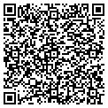 QR code with Donald Millers Lawn Service contacts