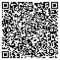 QR code with P & M Cstm Grnding Lndclearing contacts