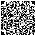 QR code with J & J Design-North Central Fl contacts