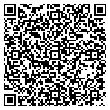 QR code with B & T's Country Lunchbox Inc contacts