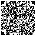 QR code with Kim's Enchanted Florist contacts