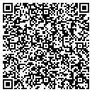QR code with J Crutchfield Construction contacts