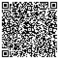 QR code with C & E Cellular Accessories contacts