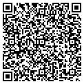 QR code with Momo's Pizza contacts