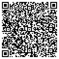 QR code with B and W Sportswear contacts