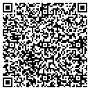 QR code with James Moxie contacts