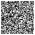 QR code with D M Phillips Transport Inc contacts