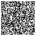 QR code with S & S Food Store 16 contacts