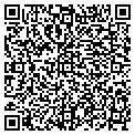 QR code with R & A Woods Enterprises Inc contacts