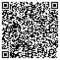 QR code with K & H Service Inc contacts