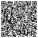 QR code with Bicyclery Inc contacts