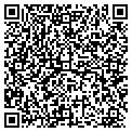 QR code with T & P Discount Foods contacts