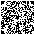 QR code with D & A Finishes Inc contacts