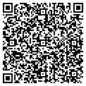 QR code with T & A Auto Sales Inc contacts