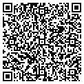 QR code with A & P Tree Service contacts