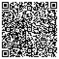 QR code with T & T Decorative Concrete contacts