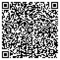 QR code with D & F Construction Inc contacts