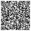 QR code with G & G Auto Salon contacts