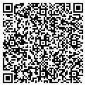 QR code with Kdm Enterpises Inc contacts