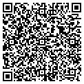 QR code with J & C Flores Inc contacts