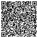 QR code with Oak Griner Youth Baseball contacts