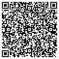 QR code with L & H Diagnostic Center contacts