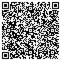 QR code with R & B Enterprises contacts