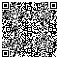 QR code with S & S Designs Warehouse contacts
