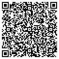QR code with K & L Beauty Supply contacts