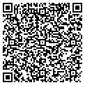 QR code with E & C International Tile Inc contacts