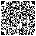 QR code with H H S Installation contacts