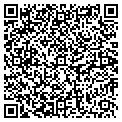 QR code with C & C Drywall contacts