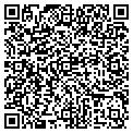 QR code with B & A Mfg Co contacts
