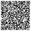 QR code with R & W Enterprise Of North Fl contacts
