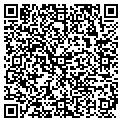 QR code with E & C Multi Service contacts