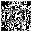 QR code with J & A Mechanical contacts