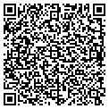 QR code with E & M Mechanical Plumbing contacts