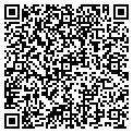 QR code with T & E Car Audio contacts